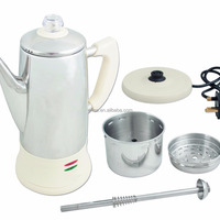 Stainless Steel Electric Coffee Machine Coffee