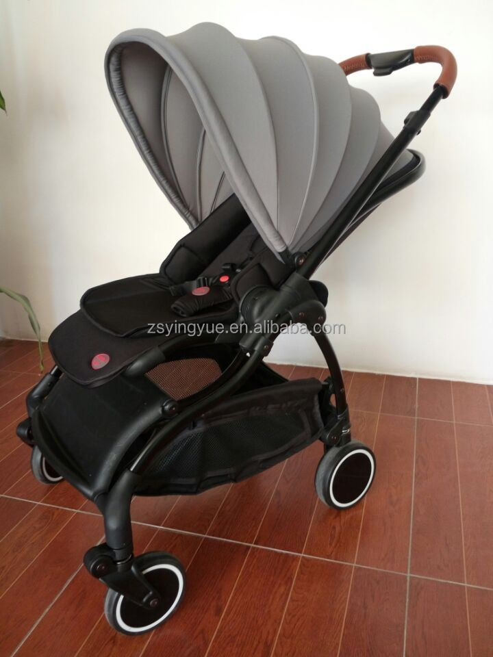 T01 Hot sale luxurious pushchair buggy stroller and accessories with EN1888:2012
