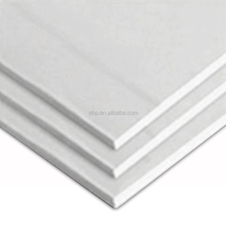 Gypsum ceiling sheet