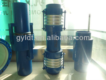 2014 China stainless steel double bellow expansion joint
