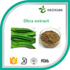 High quality and pure natural okra production for sale