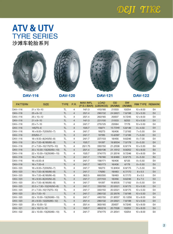Atv Tires 24x10x11 Wholesale