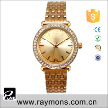 Make Your Own Brand Alloy Band Ladies white watch colorful white ceramic watch band