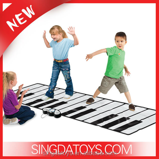 New Product 260 x 74 CM Super Piano Mat For Kids
