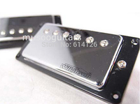 Wilkinson Chrome Covered Vintage PAF Classic Humbucker Pickups