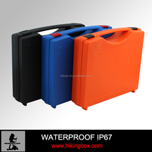 Tool Case Safety Dustproof Shockproof Waterproof Euipment Case with plastic handle/Waterproof Tool Case HIKINGBOX XPC108