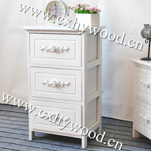 2016 hot sale modern wooden bedside table art deco console table bedside cabinet