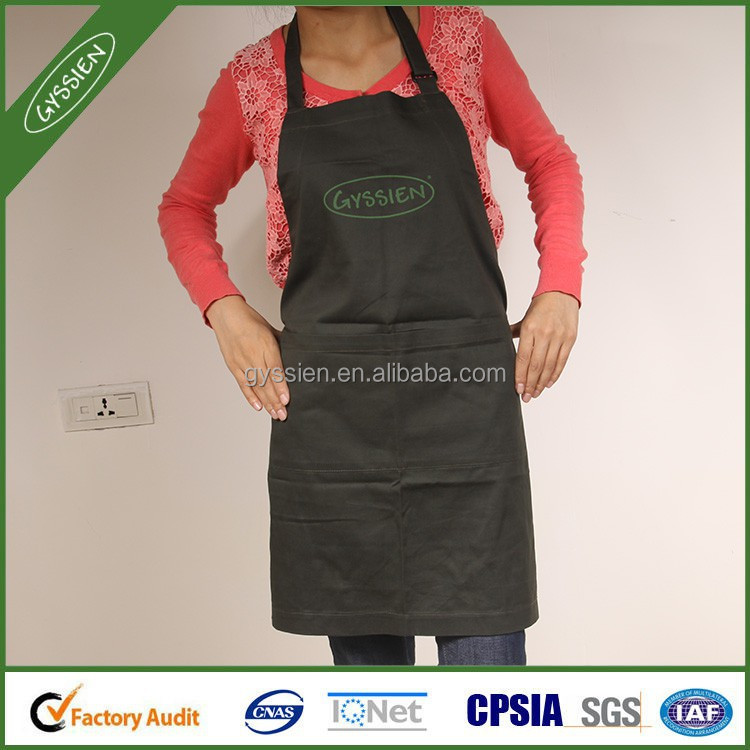 Promotional cheap price wholesale plastic art smock