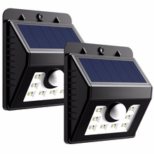 Solar Rechargeable Waterproof Garden LED Light