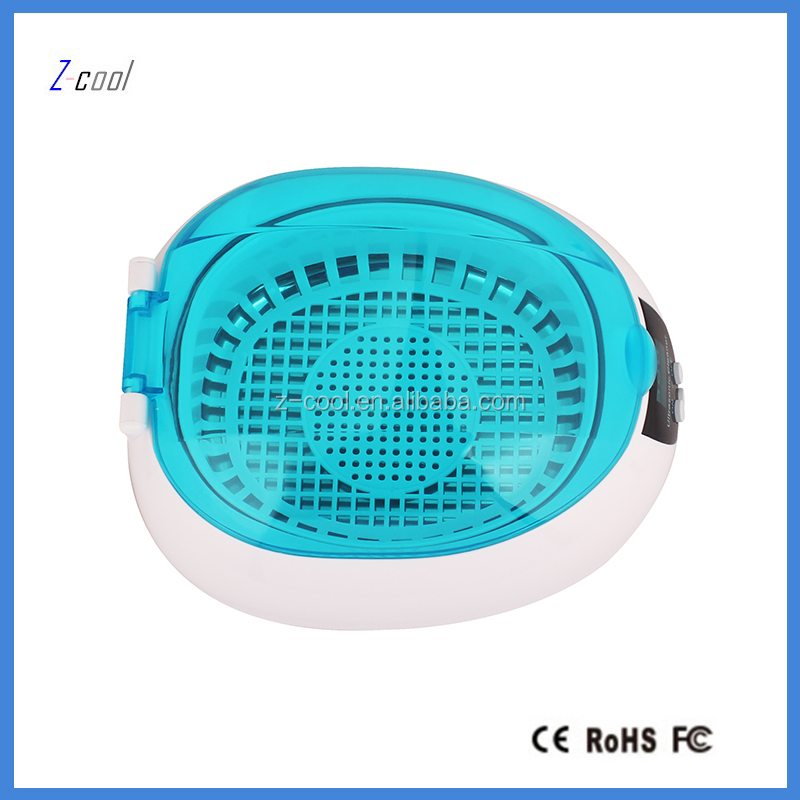 mini ultrasonic cleaner Ultrasonic Diamond Watches Jewelry Coin Dentures Cleaner Hot Sale!!