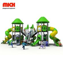 Microscale Plastic Slide Kids Outdoor Playground/Playground Outdoor