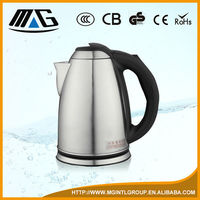 New Product 0.35 mm CE/CB/GS/ROHS certified kitchen appliances electric water Kettle, mini electric water kettle, brewing kettle