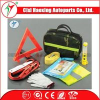 Popular promotional car accident emergency first aid kits