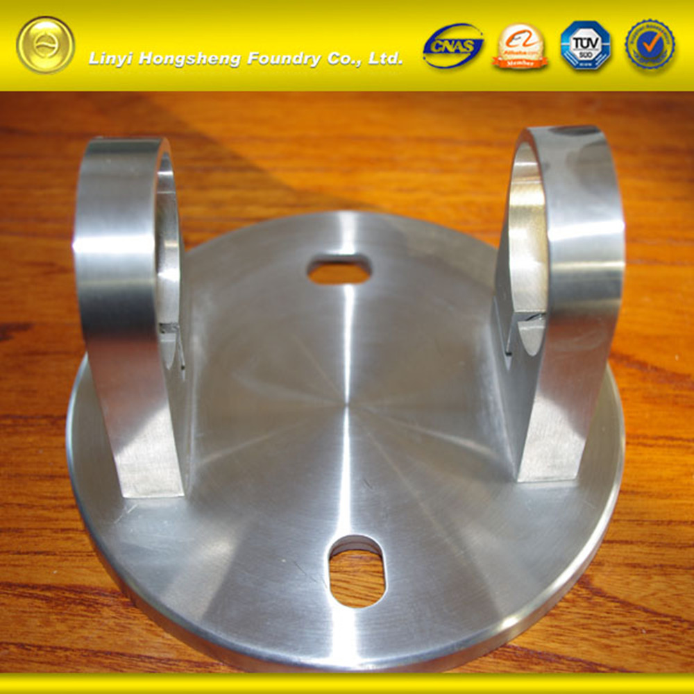 High pressure zinc die casting machining parts