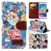 flower cloth Bookstyle Stand Wallet Leather flip Cover phone Case for Samsung Galaxy S6