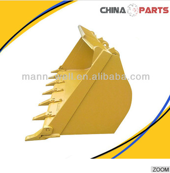 SDLG parts case backhoe