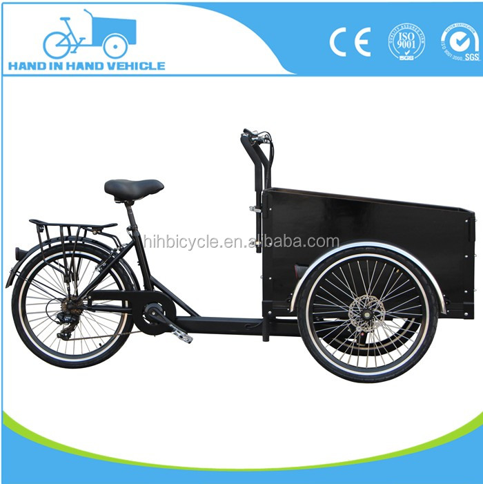 multiply wooden box tricycle cargo bike loader wholesale supplier