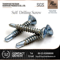 The best price for self drilling screw taiwan from alibaba