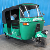 2015 best selling petrol 200cc Bajaj TVS three wheel tricycle