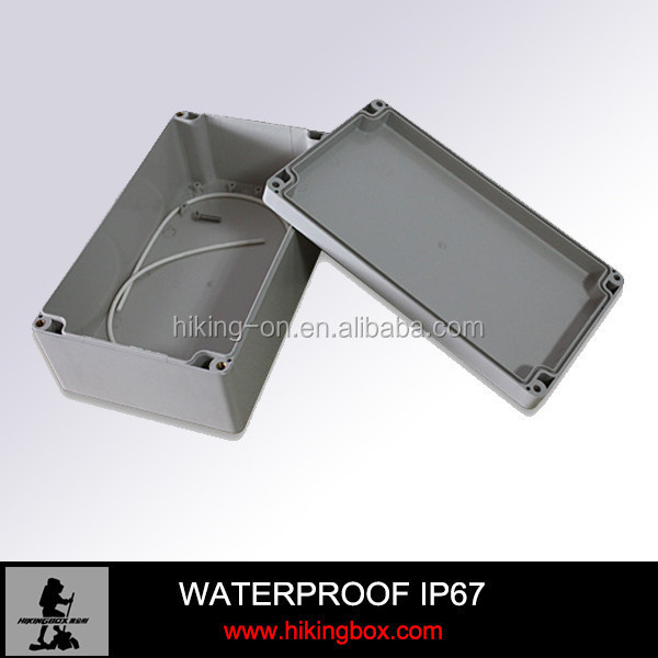 storage sealed plastic electrical waterproof injection box/case/enclosure