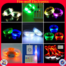 halloween costumes,glow in the dark,led wristband