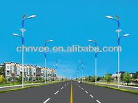 Jiaxing double arm two arm Led Street Light pyramid outdoor led light