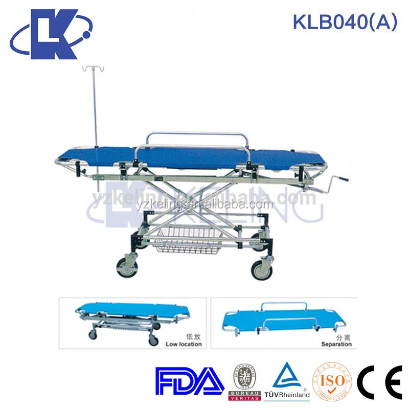 computer trolley design portable foldaway stretchers durable