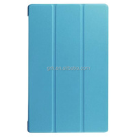 Tri-fold smart leather cover case #1 for Amazon Kindle Fire HD 10 2015