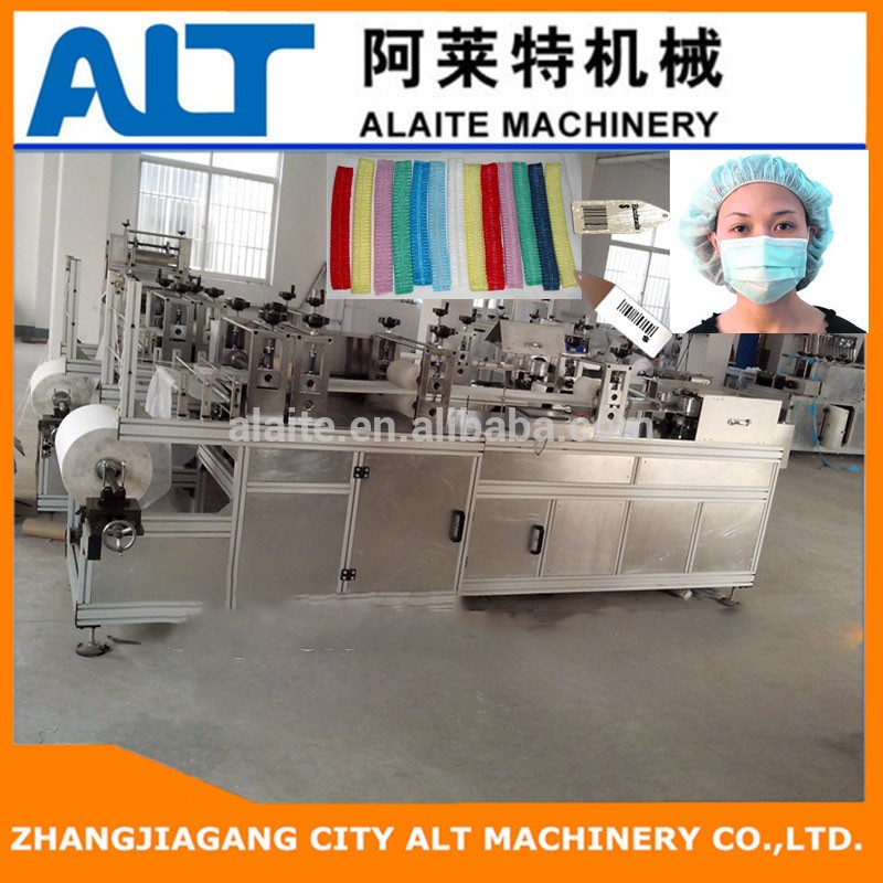 Hospital ALT-315 Doctor Cap Making Machine with high quality