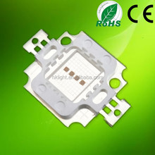CE&RoHS Approved Epistar Bridgelux Chip 5w 4v 8v Red Emitting Color High Power LED