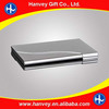 Exhibition presents sleek design custome logo business cardholder/cardcase
