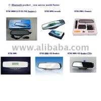 Bluetooth Rear Mirror