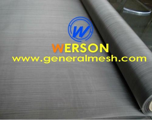 100mesh Zirconium Wire Mesh