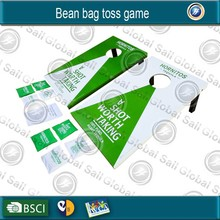 Portable CornHole Bean Bag Toss Game with 8 pcs of sand bags