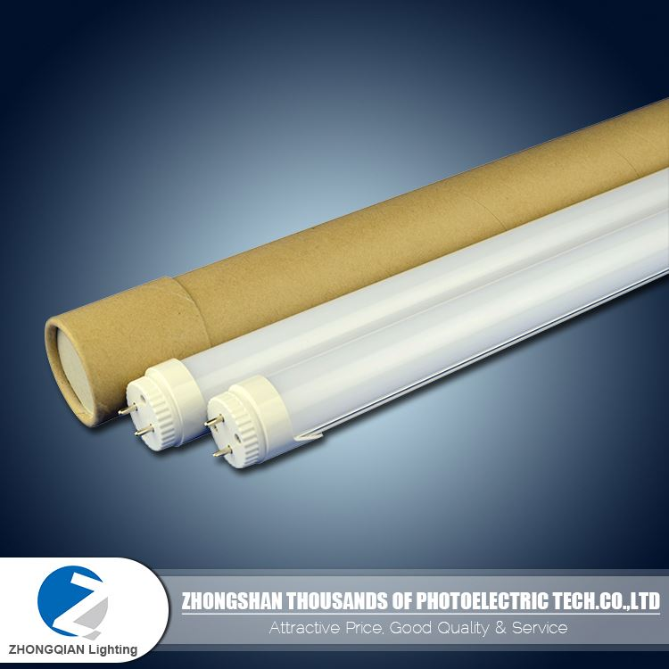Save energy T8 9W 60cm low fever 120 degree rotatable led tube t8 6500k 20w