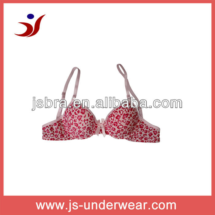 from rich oem experience fashion girls cute underwear bra