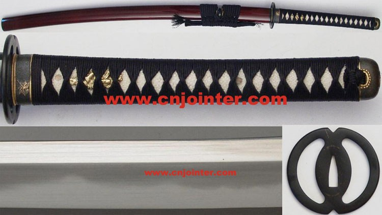 Wholesale Hand Made Katana samurai sword JOTHK133
