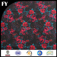 Factory custom high quality digital printing cotton oxford cloth fabric