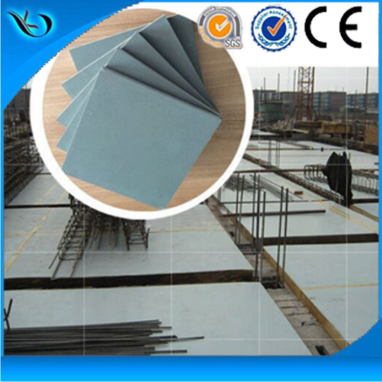 building materials High ribbed formwork PVC foam sheets or boards