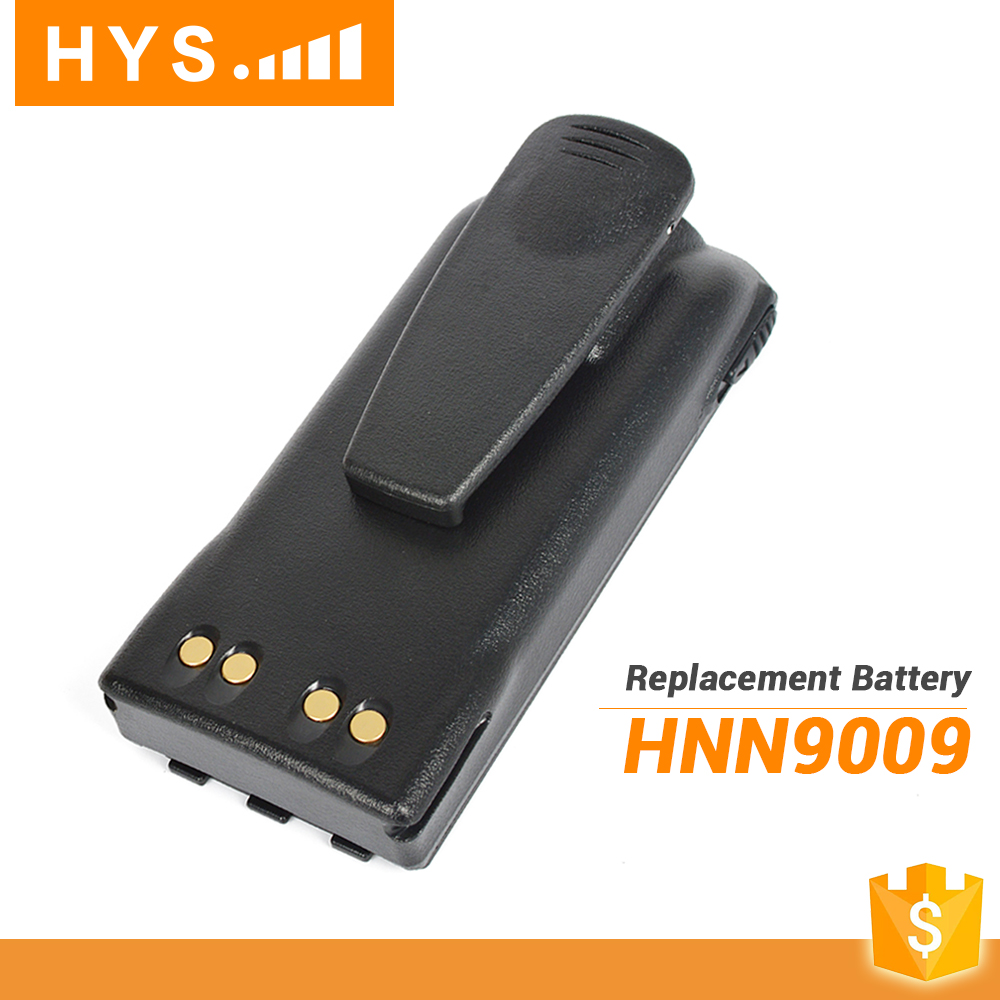 High Quality GP328 GP340 Two Way Radio Rechargeable Battery HNN9009