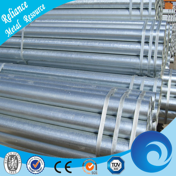 HOT-DIPPED GALVANIZED STEEL WATER PIPE SIZES