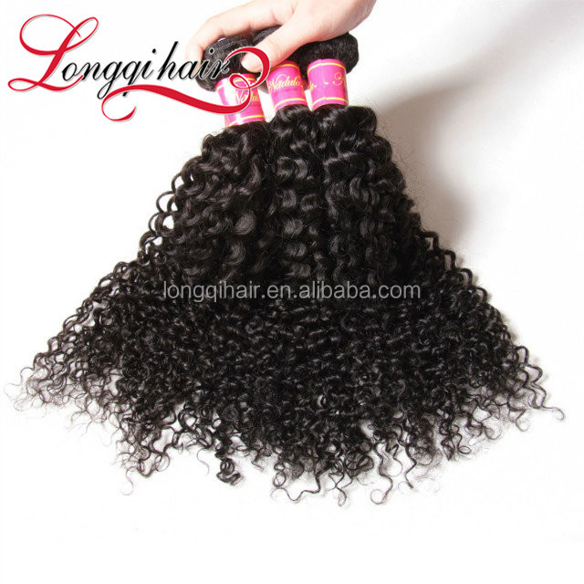 Wholesale Distributors 2015 7A Grade Virgin Deep Wave Real Mink Indian Hair