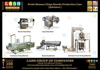 Small Scale Banana Chips Manufacturing Plant b1ab