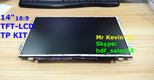 low cost 14 inch tft lcd panel with capacitive touch screen kit for lcd monitor