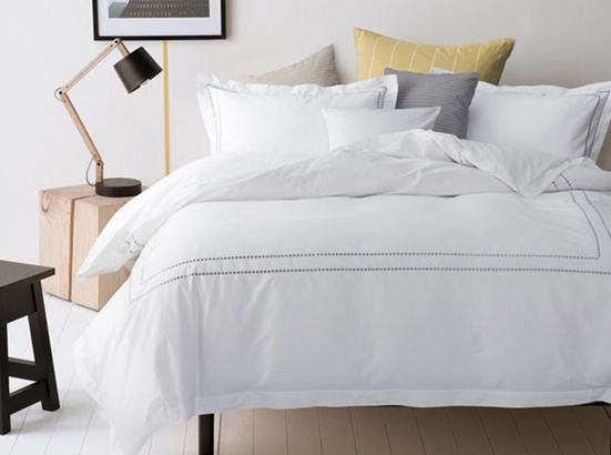 high quatity cheap stain down comforter for coming home bedding
