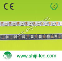 smd5050 60leds addressable ws2812b rgb pixel led ws2811 arduino led flexible strip