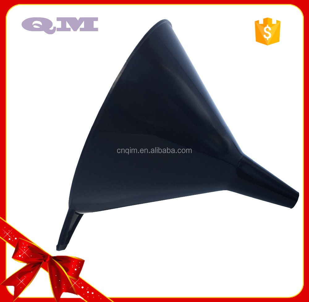 good price kitchen cheap 19cm food plastic funnel