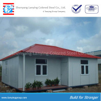 cheap modern prefabricated houses/mobile houses/modular houses for sales