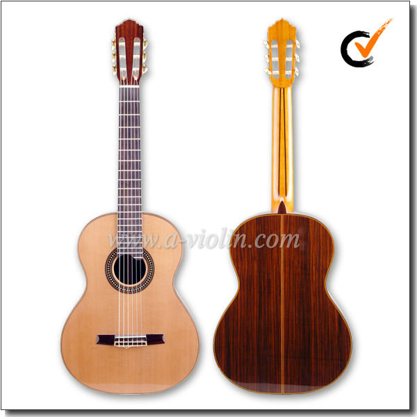 39 inch All Solid Wood Classical Left Handed Guitar (ACH130)