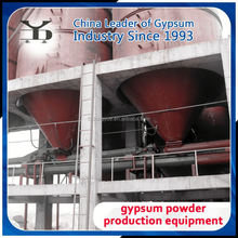 full automatic production line for gypsum powder machine